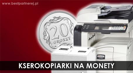 Kserokopiarki na monety